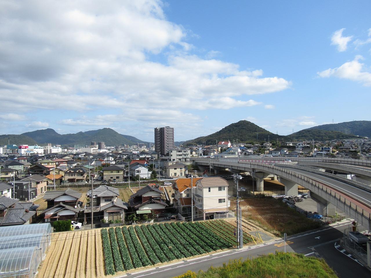 NORTIK川中406眺望 (2)